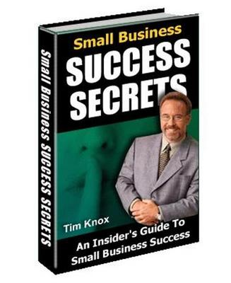 Product picture Small Business Success Secrets